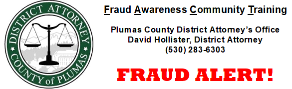 FACT Fraud Alert Image